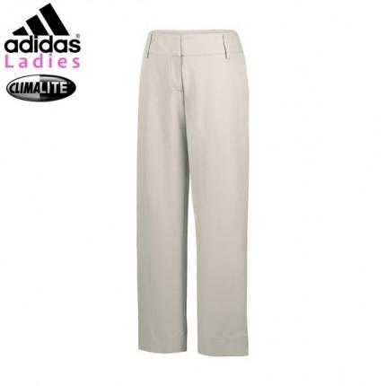 Adidas Ladies ClimaLite Trouser - Ecru