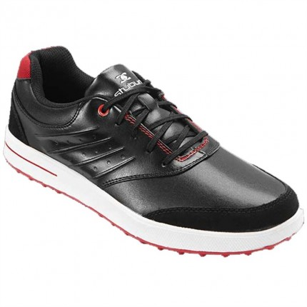 Stuburt Urban Control Spikless Golf Shoes - Black 8