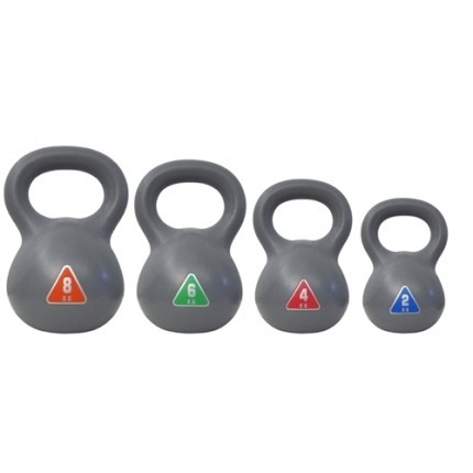 Palm Springs Fitness Kettle Bell Training Set