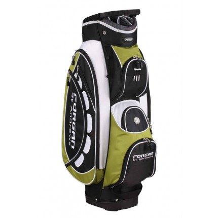 FoForgan of St Andrews PRO II 14 Way Trolley Bag