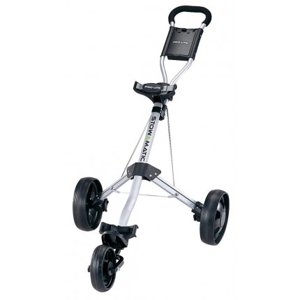 Stowamatic PRO LITE Aluminium 3 Wheel Trolley