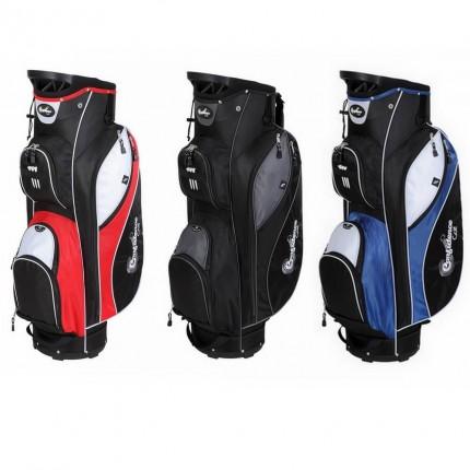 Confidence Golf Pro V2 14 Way Divider Trolley Bag