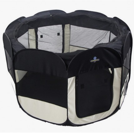 Confidence Pet Soft Fabric Playpen - X Large
