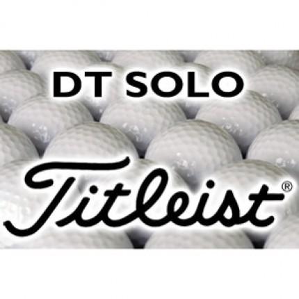 24 Titleist DT Solo Lake Balls - Grade AAA
