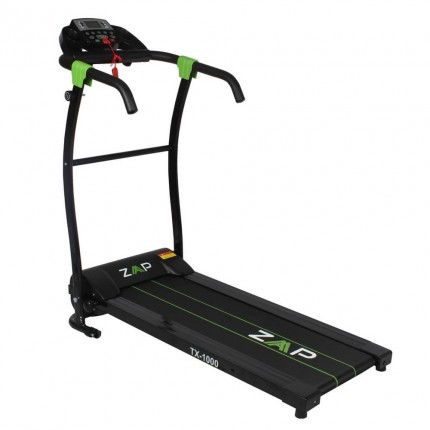 Ex-Demo ZAAP TX1000 750W Electric Motorised Treadmill