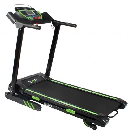 ZAAP TX-3000 Electric Treadmill Running Machine