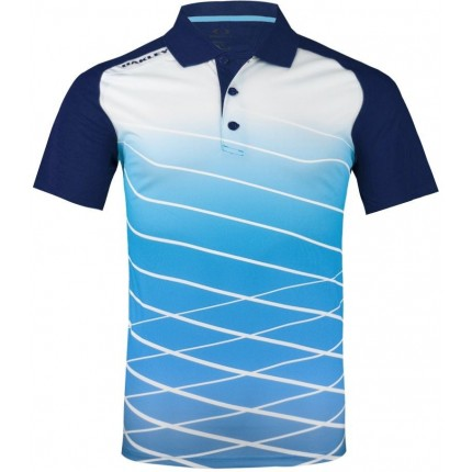Oakley Mens Slide Polo Shirt - Ethereal Blue