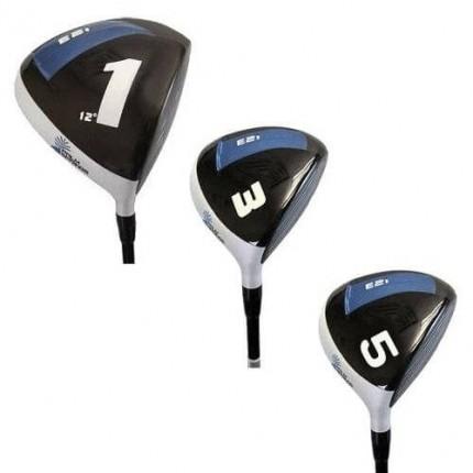 Palm Springs Golf E2i Ladies Wood Set 1-3-5