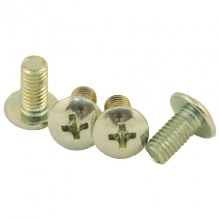Confidence Fitness M4x1 Screws (Pack of 4)