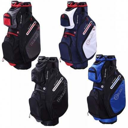 Ram Golf FX Deluxe Golf Trolley Bag with 14 Way Full Length Dividers