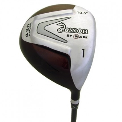 Ram Golf Demon Graphite Woods LEFTY