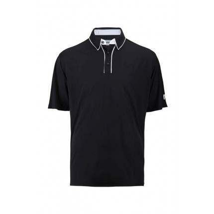 Forgan MXT V2 Golf Polo Shirts Black