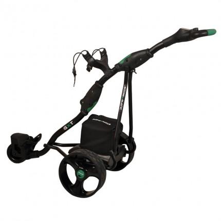 Stowamatic GXT Electric Golf Trolley BLK