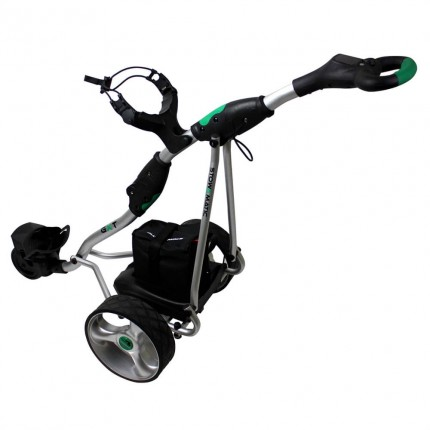 Stowamatic GXT Electric Golf Trolley SIL