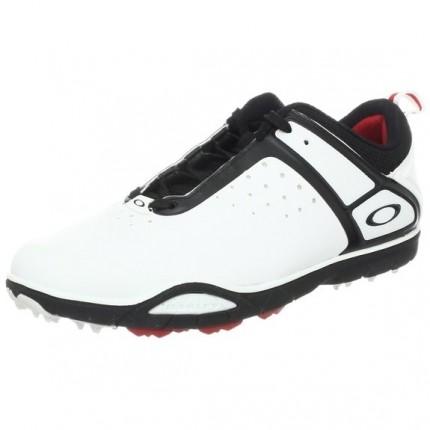 Oakley Torque Golf Shoes - White/Black