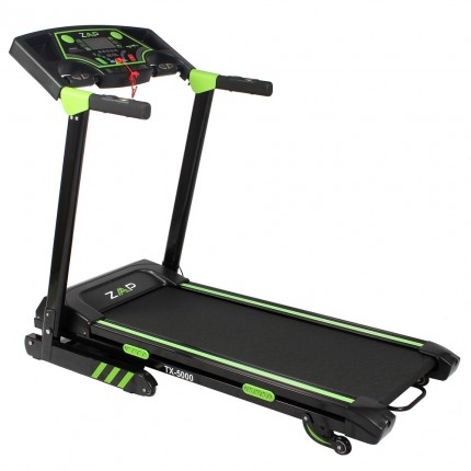 EX-DEMO ZAAP TX-5000 Electric Treadmill Running Machine