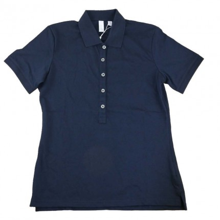 Ashworth Ladies High Twist Jersey Polo