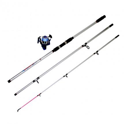 Ultra Fishing 13' Beach Sea Caster Rod + Reel