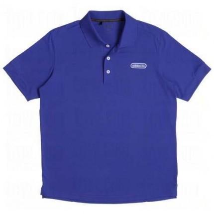 Adidas Golf Fashion Performance Solid Polo Shirt