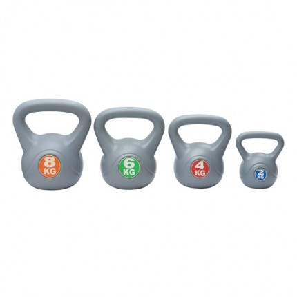 EX-DEMO Confidence Kettlebell 4pc Training Set