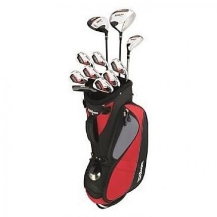 Wilson 1200GE Mens Right Hand Golf Clubs Set