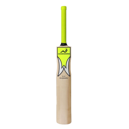 Woodworm Glowworm Buzz Junior Cricket Bat