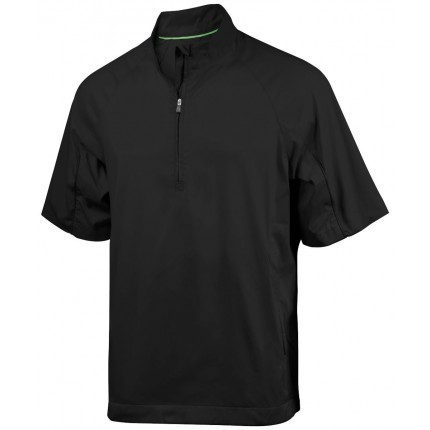 Adidas Men's climaproof Short Sleeve Wind Shirt