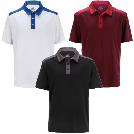 Woodworm Tour Performance V3 Polo Shirts - 3 Pack
