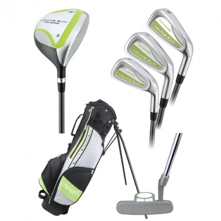 Young Gun Pro Series Package Set