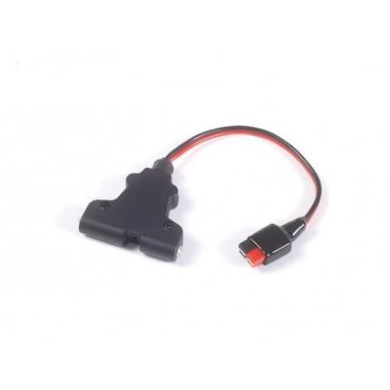 Yuasa Battery Charger PowaKaddy Adapter