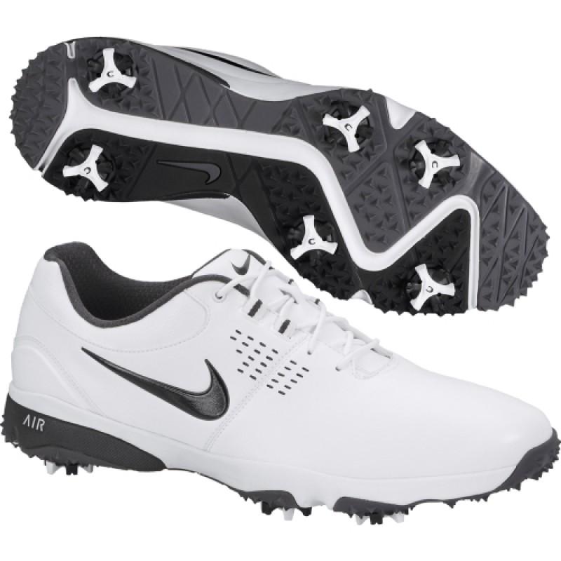 Nike Golf Air Rival III Golf Shoes - White