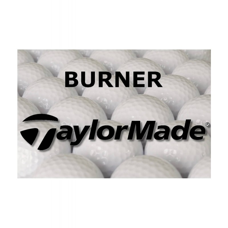 24 TaylorMade Burner Lake Balls - Grade AAA