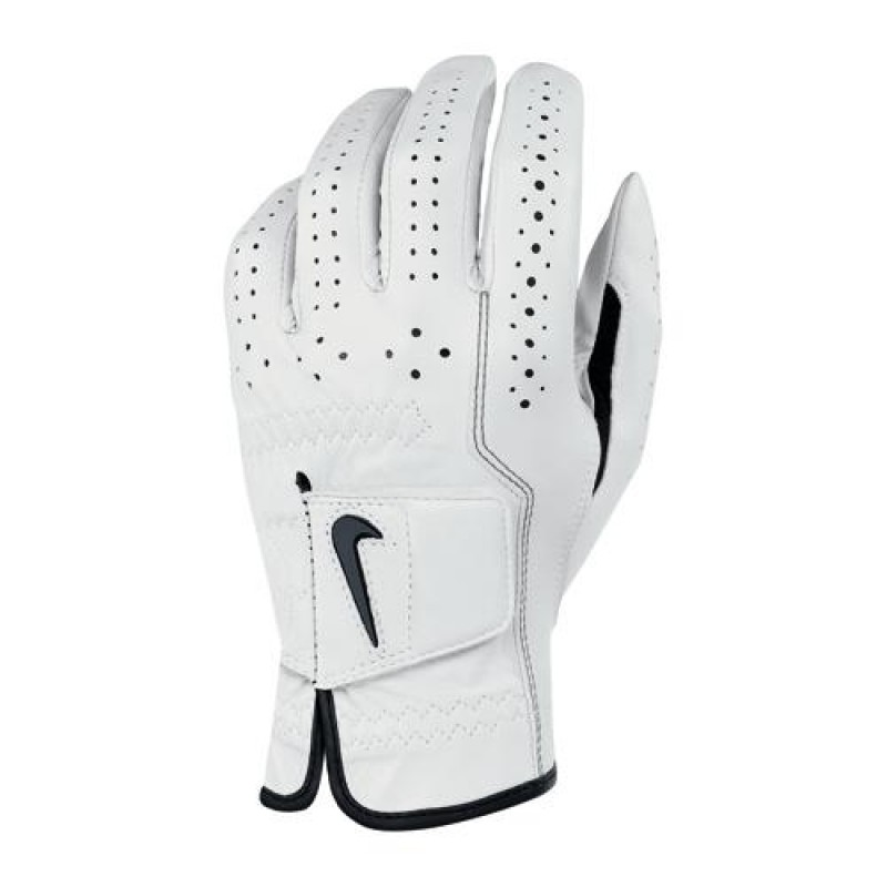 Nike Golf Classic Feel Leather Golf Glove - Medium