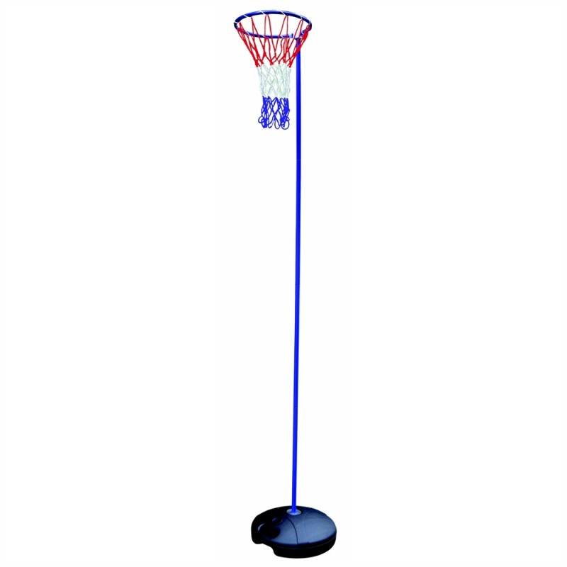 Woodworm 3.05m Adjustable Netball Post and Net