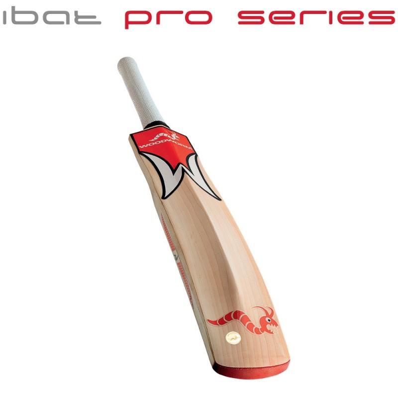 Woodworm iBat Cricket Bat Pro Series
