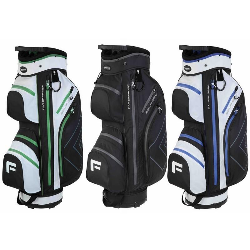 "Forgan GolfDry 9.5"" Waterproof Golf Trolley Bag"