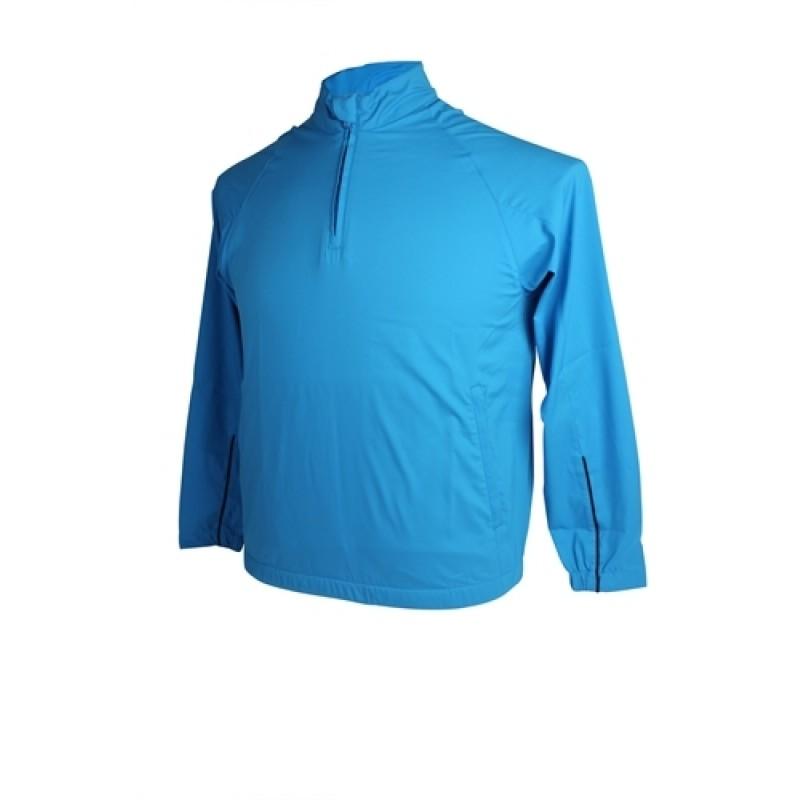 Adidas Boys Climaproof 1/2 Zip Jacket - 12Y