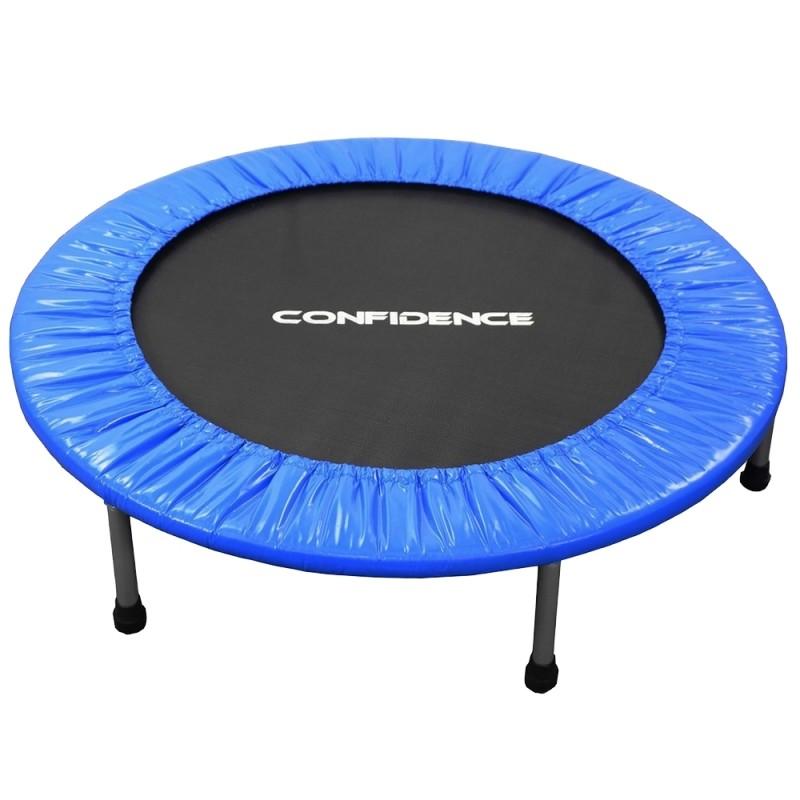 EX-DEMO Confidence Fitness 40 inch/1 Metre Mini Trampoline