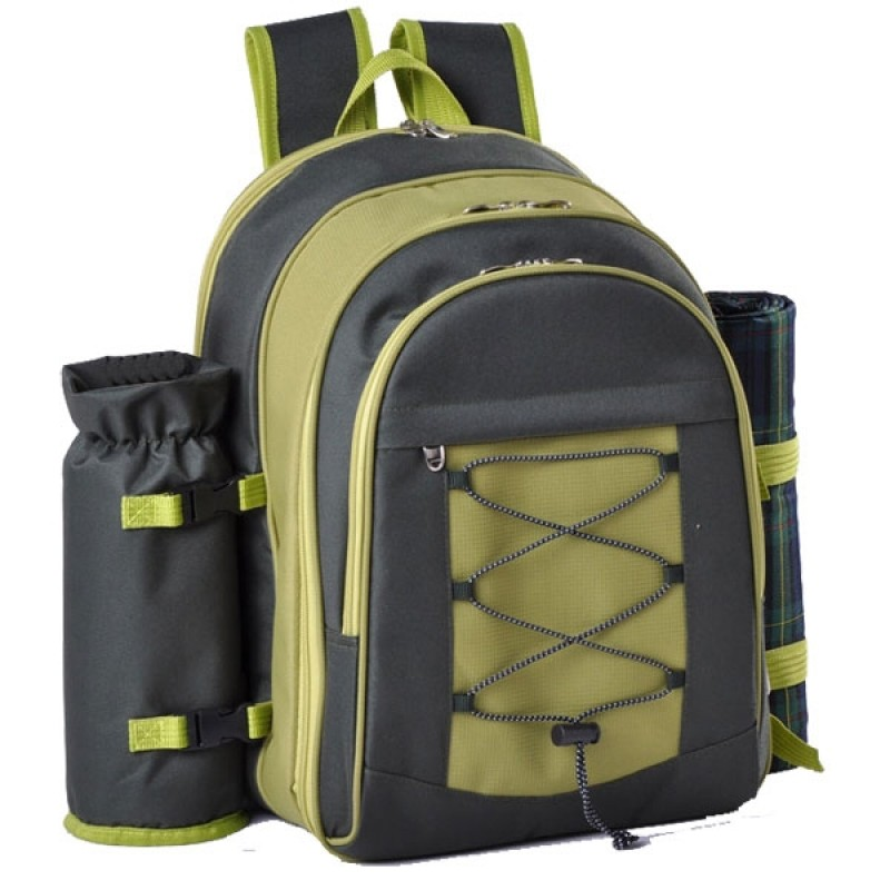 Confidence Picnic Backpack Green