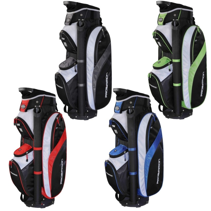 Prosimmon Tour 14 Way Cart / Trolley Golf Bag