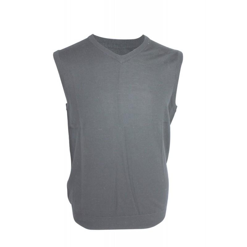 Ashworth Mens Merino V-Neck Sweater Vest