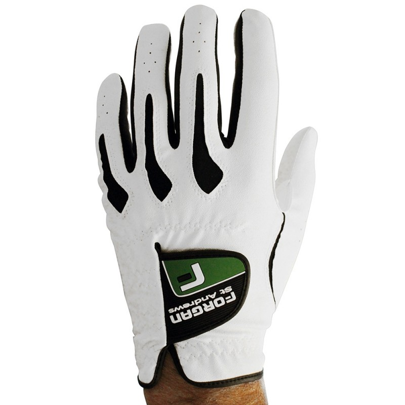 4 x Forgan of St Andrews All Weather Golf Gloves