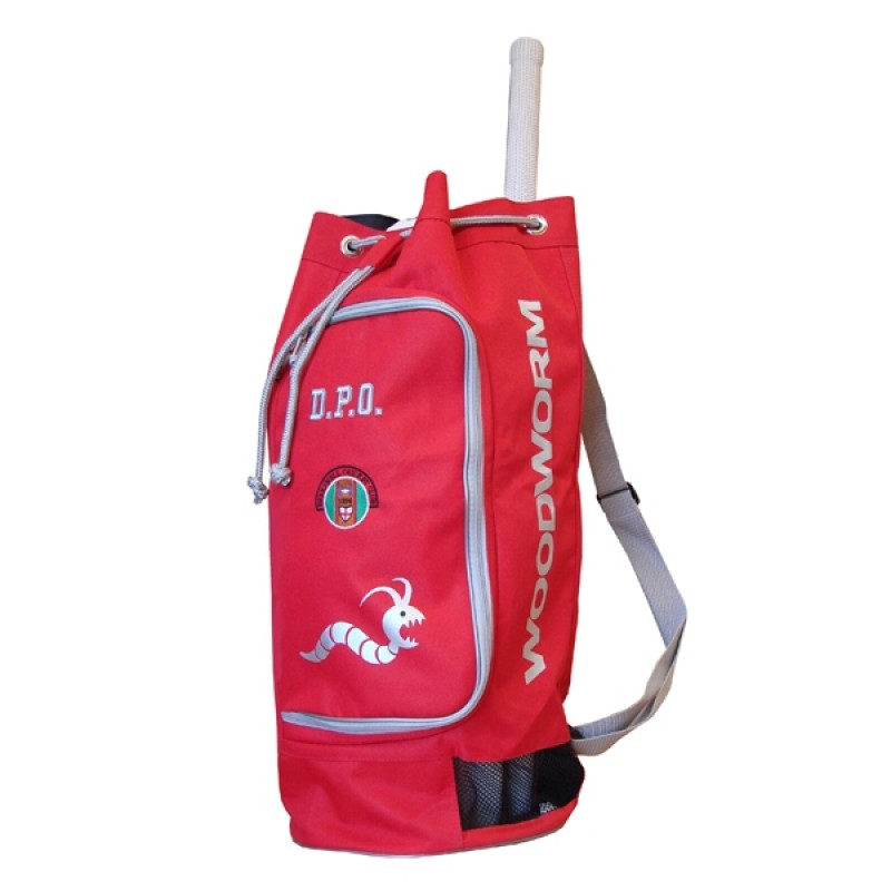 Woodworm Cricket Duffle Holdall