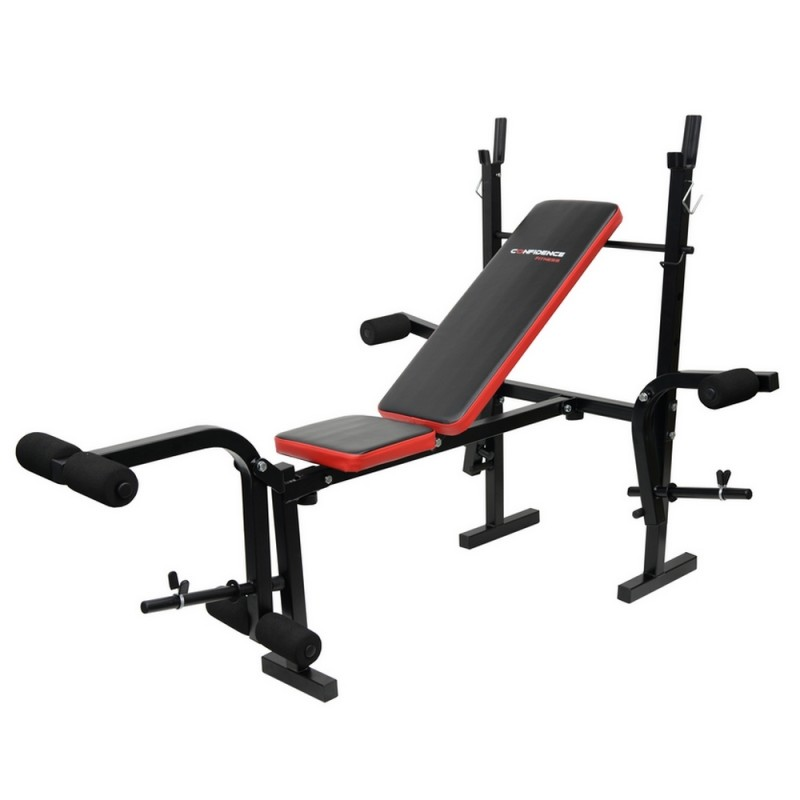 Confidence Fitness Home Gym Multi Use Weight Bench V2