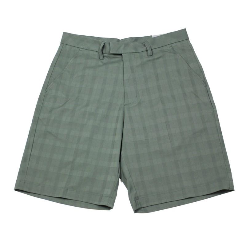 Ashworth Golf Mens Subtly Check Golf Shorts