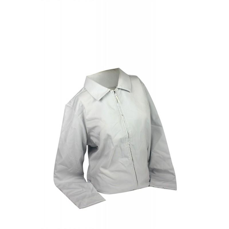 Ashworth Ladies Full Zip Jacket With Collar