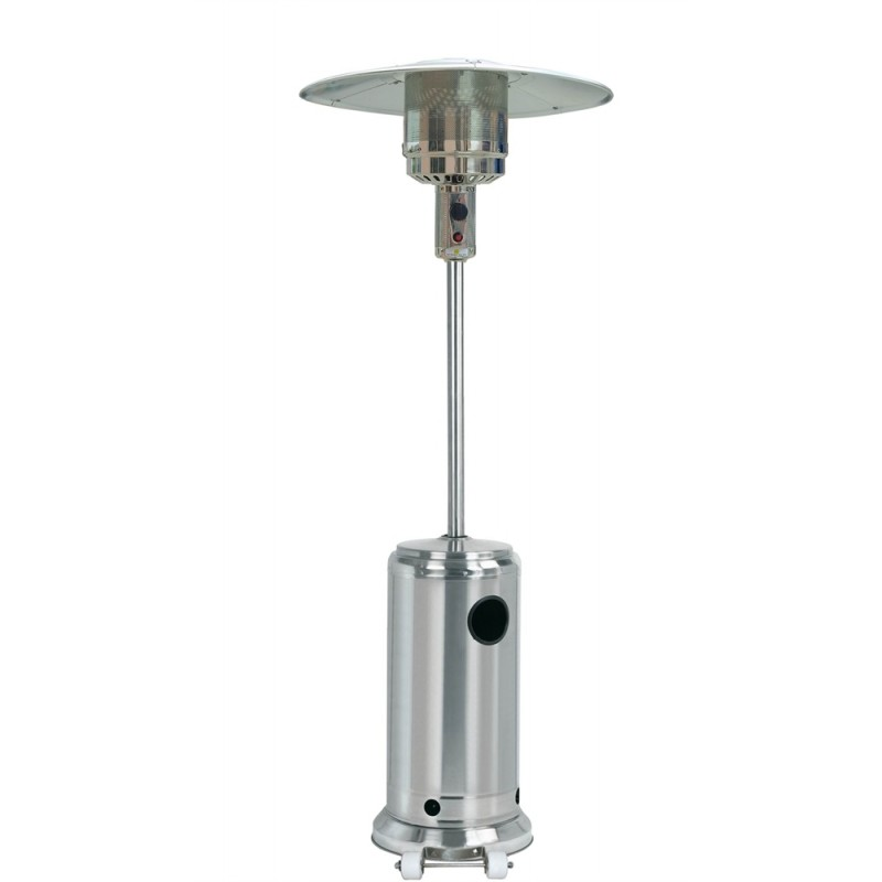 EX-DEMO Palm Springs Stainless Steel 13kw Gas Patio Heater