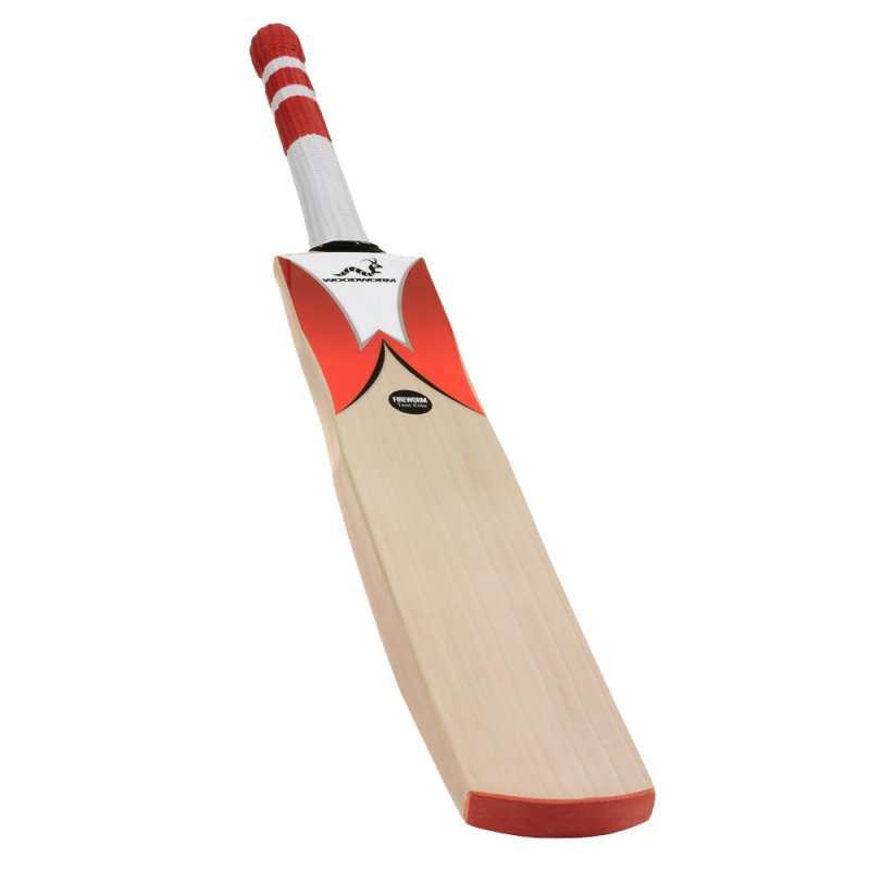 Woodworm Cricket Fireworm Test Elite Junior Bat