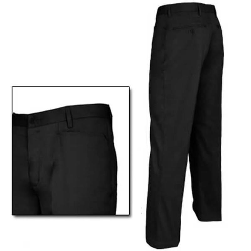 Nike Dri-Fit Flat front Pant Black