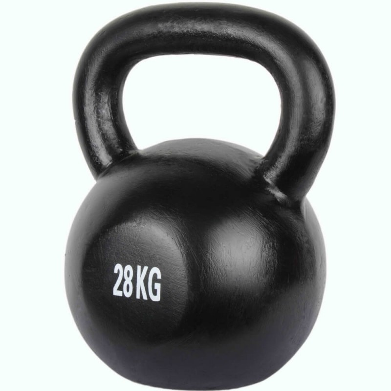 Confidence Pro 28kg Cast Iron Kettlebell Set